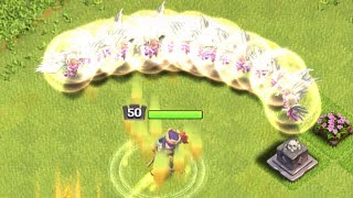 Clash of Clans ☆ UNSTERBLICHE QUEEN!