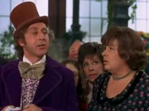 Willy Wonka and the Chocolate Factory Augustus Gloop