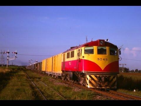 ARGENTINA TRAINS AROUND BUENOS AIRES 2011