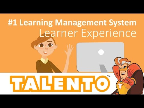 Talento Learning - The Learner Experience
