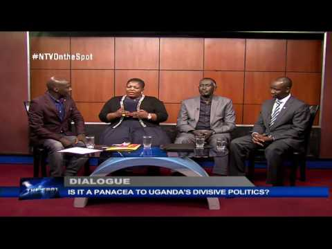 On The Spot: Is dialogue a solution to Uganda's divisive politics?