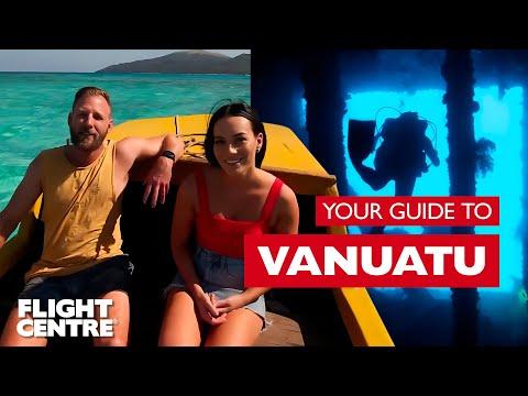 Travel Guide: Top things to do in Vanuatu