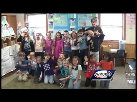 School visit: Shaker Road School