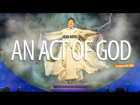 Sean Hayes Interview - An ACT of GOD