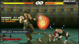 Tekken Trujillo 7 FR Mod BAEK DOOSAN Combo - Codes SADAMITSU.RU
