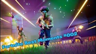 Fortnite Best Moments #002 | INeedMaKiwis