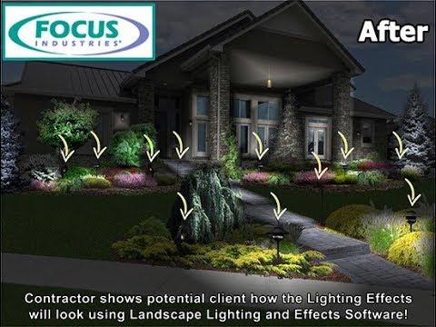 focus industries lighting design software