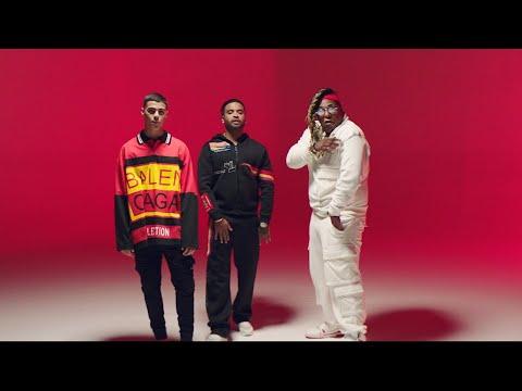 Llegale - Lunay X Zion Y Lennox ( Video Oficial )
