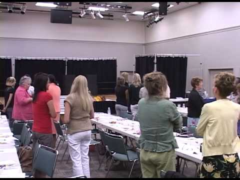 """Building Group Trust through Games"" - Susan Mathieu - 7/12/07"