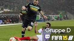 FC SEVILLA : BORUSSIA MÖNCHENGLADBACH 2015 - Champions League | LIVESTREAM FIFA Prognosen
