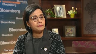 Indonesia's Sri Mulyani Indrawati on G-20 Trade Issues