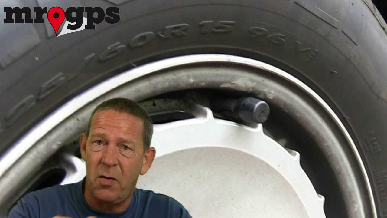 garmin tyre pressure monitor system tpms zumo youtube