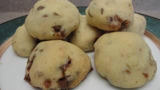 Lemon Toffee Cookies