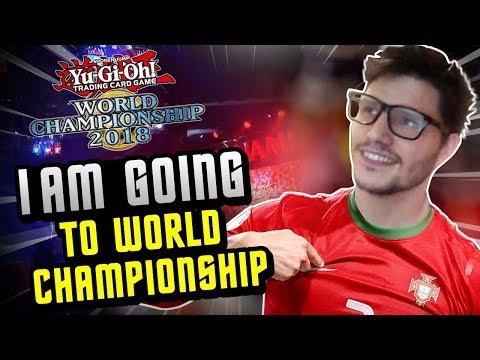 Vou Para o Mundial do Japao 2lugar Europa Yu-gi-oh Duel Links