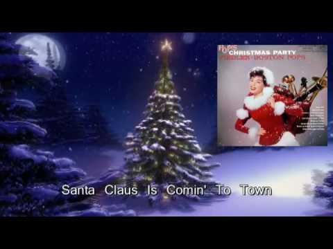 Boston Pops w Arthur Fiedler - Santa Claus is Comin To Town