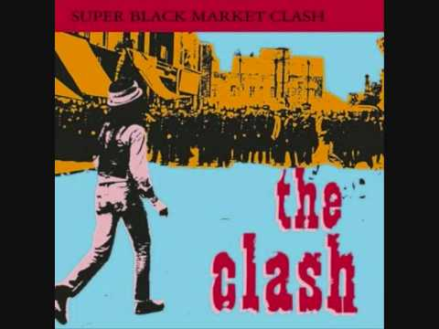 The Clash - Robber Dub