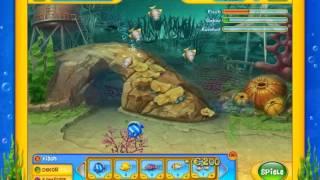 Lets play Fishdom 2 part 1 deutsch