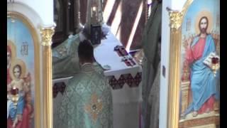 Dzień Świętej Trójcy / Gorlice, 15.06.2008r. / Cerkiew Prawosławna pw. św.Trójcy