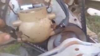 ford 9n engine removal and teardown part 1
