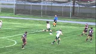09/22/2010 NJCU WSOCCER vs. Ramapo (Highlight Video)