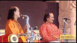 Dr. Kadri Gopal Nath & Pandit Ronu Majumdar - The 133rd Harivallabh 2008 - Part 1