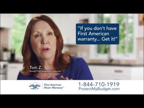 First American Home Warranty TV Commercial