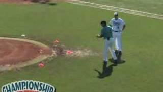 Gary Gilmore:  Agressive Baserunning