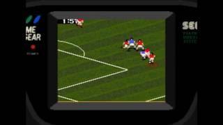 Fifa Soccer 96 - Sega Game Gear