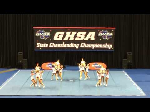 2016 GHSA State Competition - Lassiter