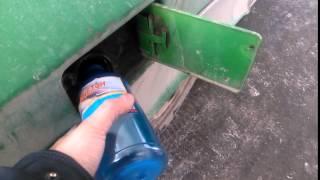 Бензин АИ-92й + ацетон