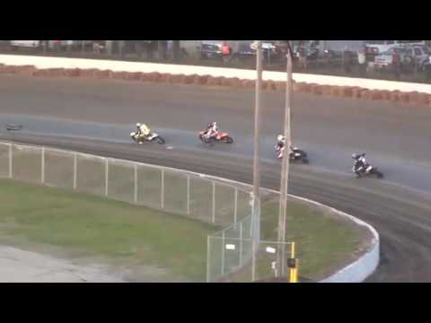 All Star Flat Track Volusia Speedway Park, 450 Amateur