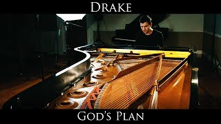 Drake God 39 s Plan Piano Cover by Jason Lux