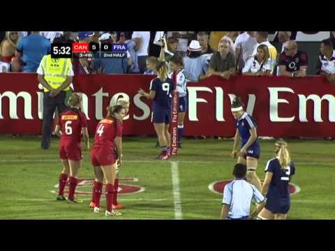 Emirates Airline Dubai Rugby Sevens - Women Series - Finals