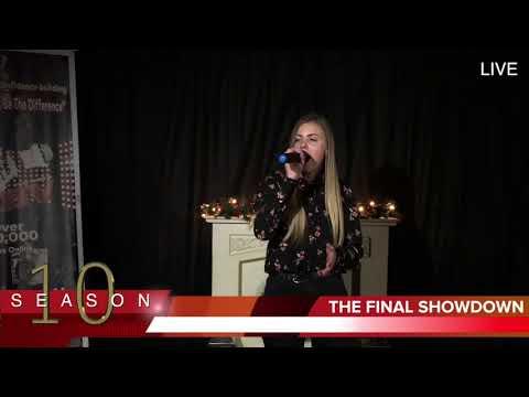 Elli Rudd Performs Wrecking Ball  The Final Showdown   VOTV Season 10