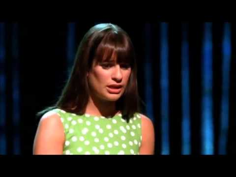 Glee - Big Girls Don't Cry (full performance HD)