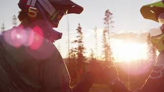 Sun Up to Sun Down -Trestle Bike Park