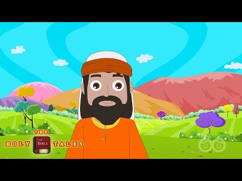 12 Spies  I Old Testament I Animated Bible Story For Children  Holy Tales Bible Stories