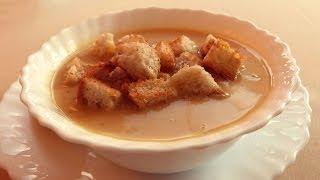 суп из чечевицы рецепт | суп пюре