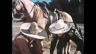 The Cisco Kid - Buried Treasure, Full Length Episode, Classic TV Series