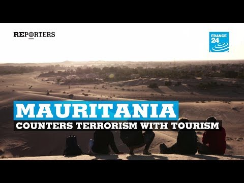 #Reporters: Mauritania counters terrorism with tourism