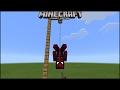 Spiderman Swing Trick   Minecraft PE (Pocket Edition) MCPE