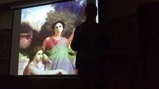 """Лекция П.А. Горбунова """"Человек, искусство, наука"""" (часть 2)"""
