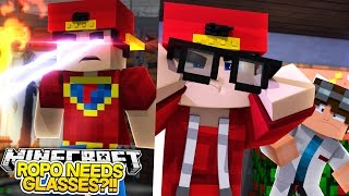 Minecraft Adventure - LITTLE ROPO NEEDS GLASSES!!!