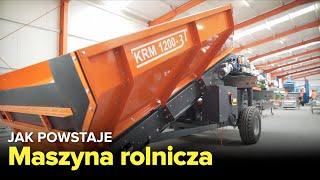 Jak produkowane są maszyny rolnicze? - Fabryki w Polsce