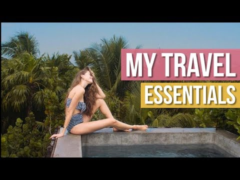 Revealing My Travel Essentials After 13 Years of Traveling the World