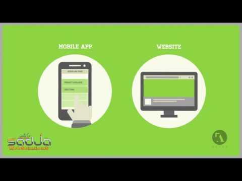 Mobile and web apps developments company Sadja WebSolutions