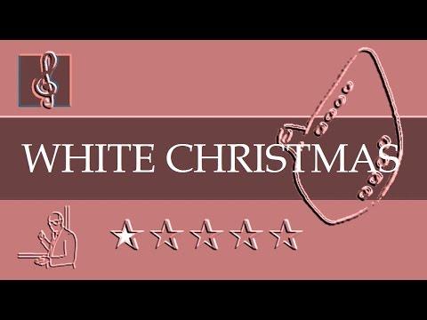 Ocarina notes tutorial - Christmas song - White Christmas (Sheet Music)