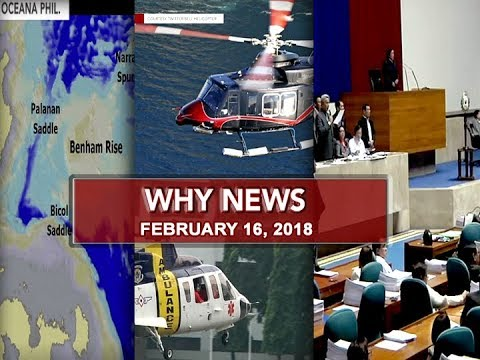 UNTV: Why News (February 16, 2018)