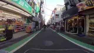 "TOKYO,TOKYO,TOKYO !(101)Soshigaya-okura ""Urutoraman shopping street"" 〜ウルトラマン商店街(祖師谷商店街)を疾走してみました!"