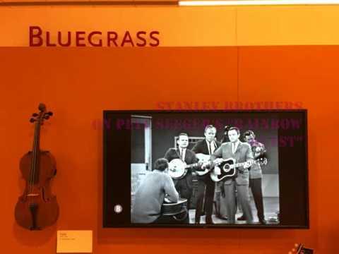 Guitars at the Musical Instrument Museum in Phoenix AZ